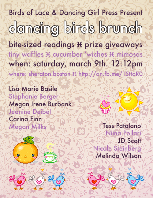 Dancing Birds Brunch